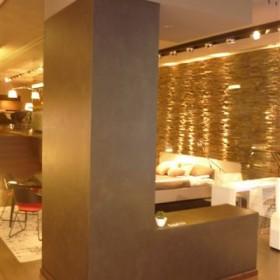 comercio mobiliario Bilbao color Nero