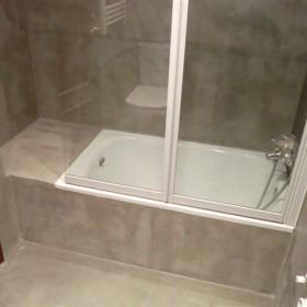 baño color Nuvola